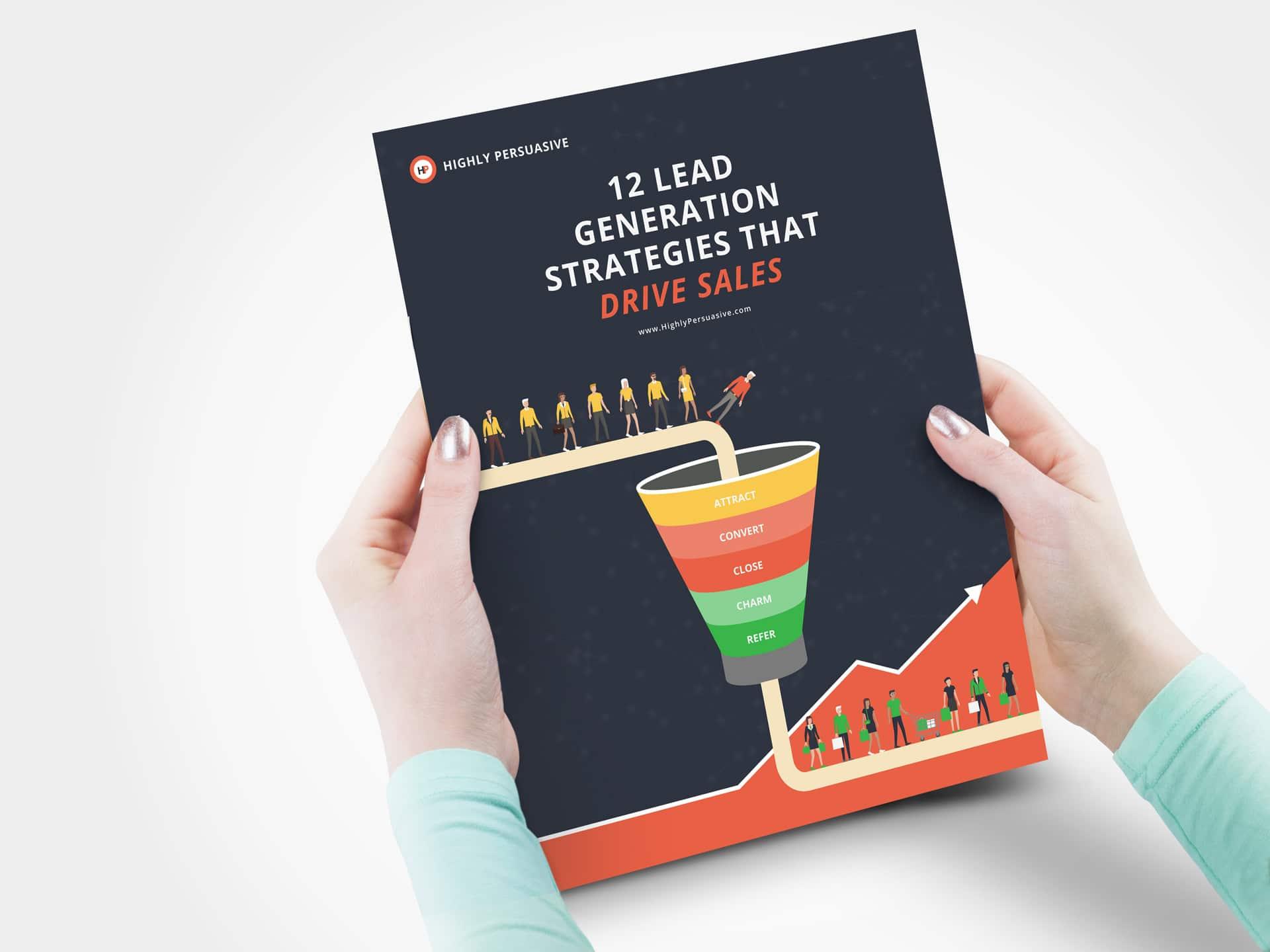12 Lead Generation Strategies That Drive Sales for B2B