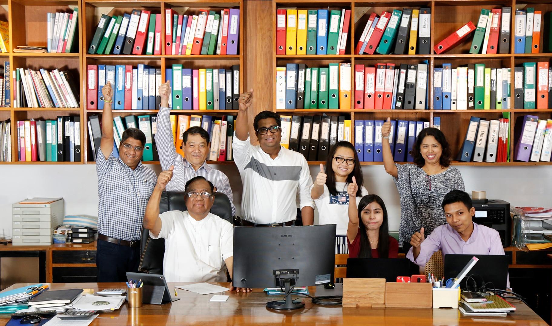 GGI Management Group Photo