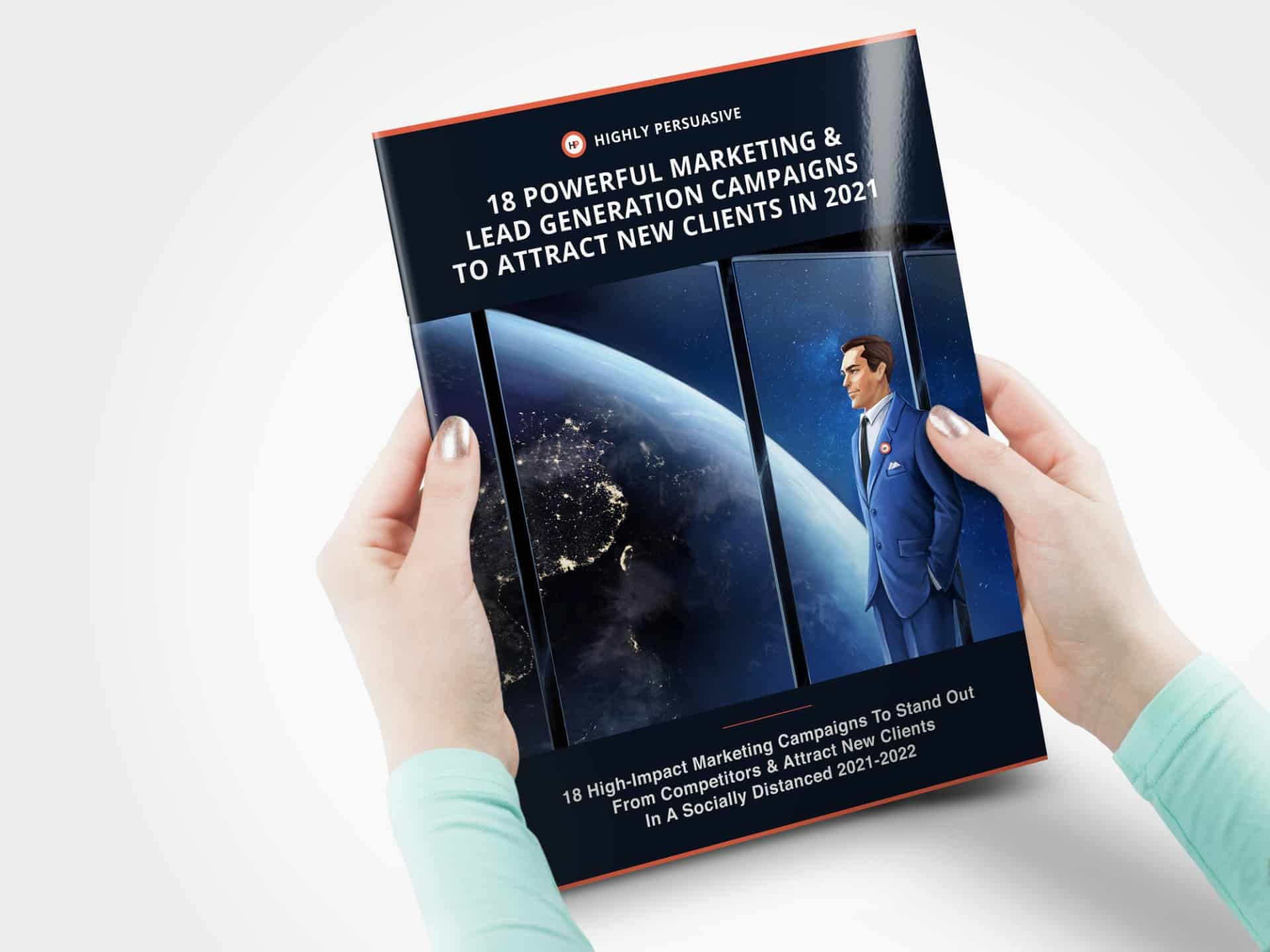 18 Powerful Marketing Strategies & Lead Generation Campaigns For Small Business [PDF Download]
