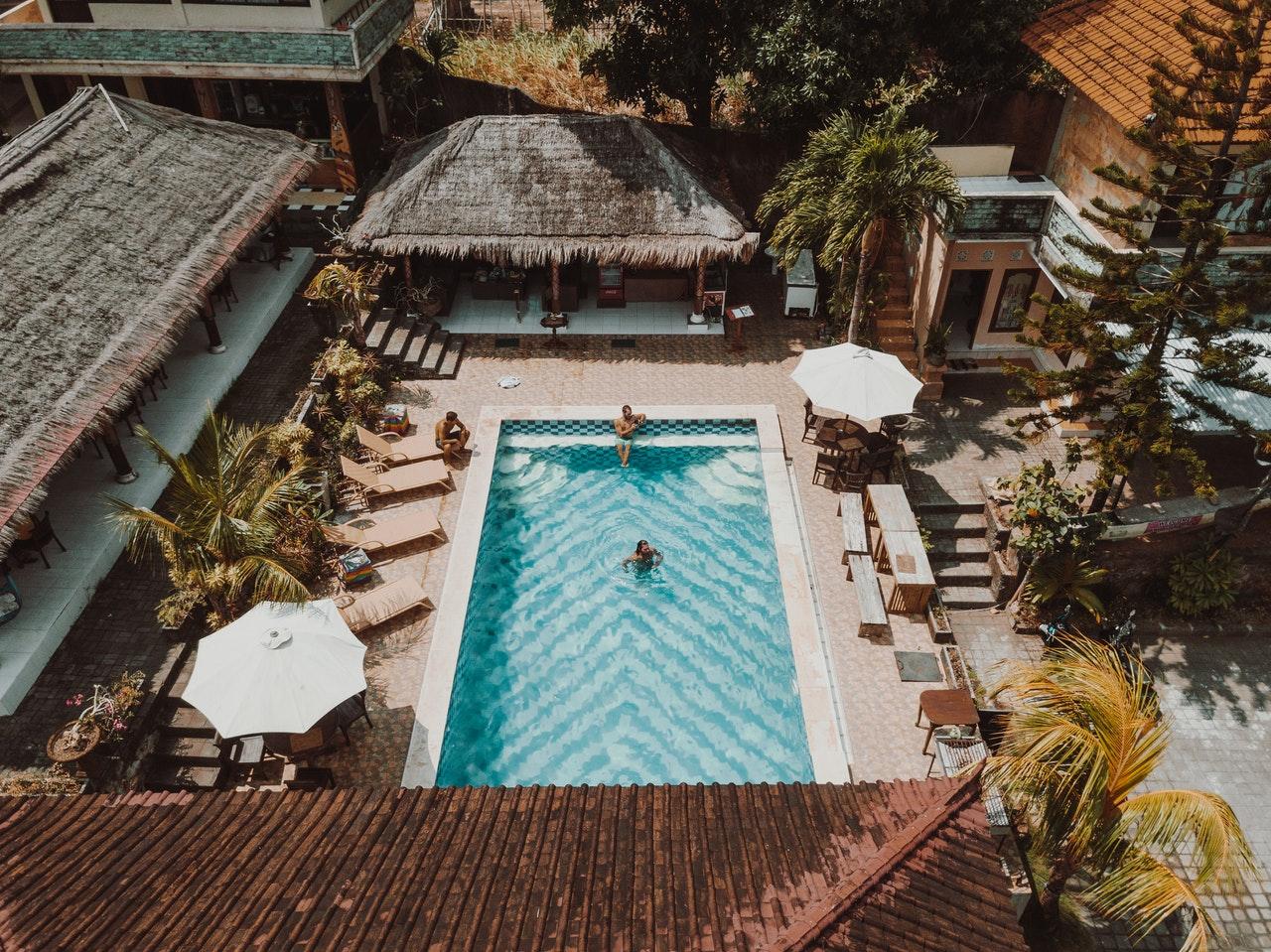 hotel website design Thailand