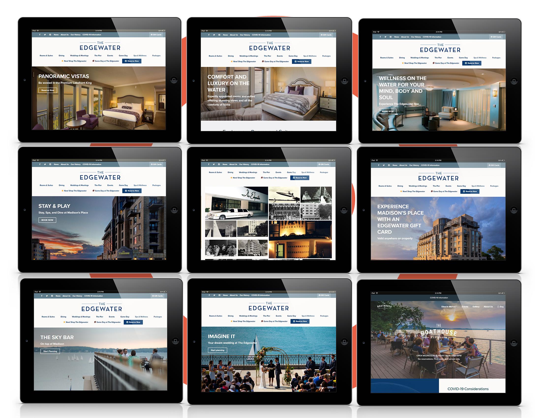Hotel Website Design Agency Thailand